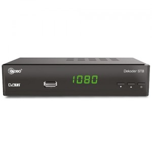 Odbiornik MPEG4 OPTICUM HD T90 TV cyfrowa