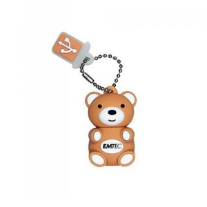 Pamięc USB 2.0 - 4GB EMTEC Teddy